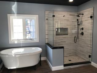 Kitchen Bathroom Remodel General Contractor Windham Manchester - Bathroom showrooms nh